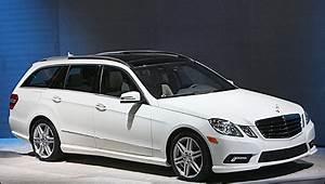 Mercedes Familiale : salon de new york 2010 mercedes benz lance une nouvelle familiale de classe e nouvelles ~ Gottalentnigeria.com Avis de Voitures