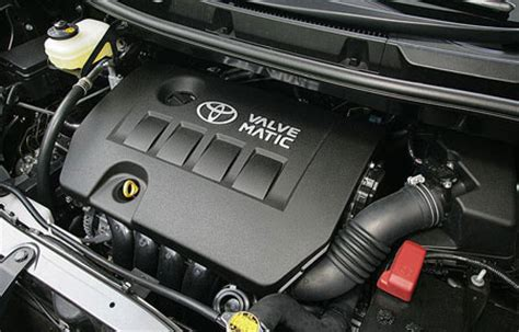 toyota noah  valvematic engine