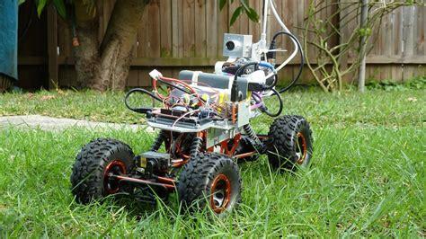 arduino c rc car with fpv raspberry pi