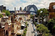 Rocks Sydney Australia