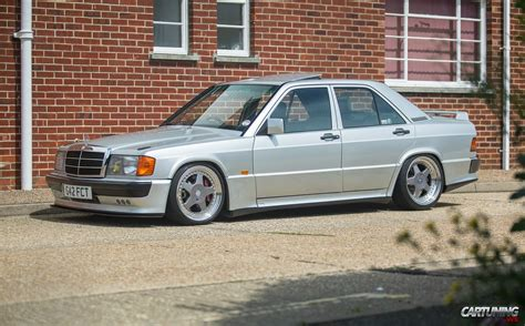 Tuning Mercedes-Benz 190 2.5 Cosworth W201 » CarTuning ...