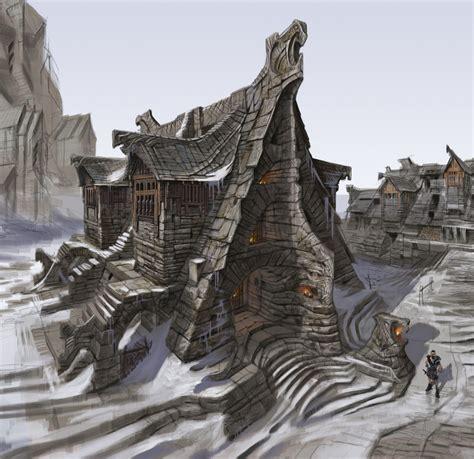 Skyrim Concept Art The Elder Scrolls Wiki