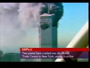 BBC One live coverage of 9/11 - YouTube
