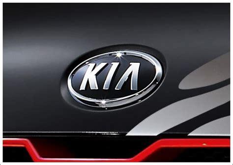 kia logo meaning  history kia symbol