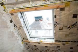 kleine treppen dachfenster mehr licht für angenehmes wohnen