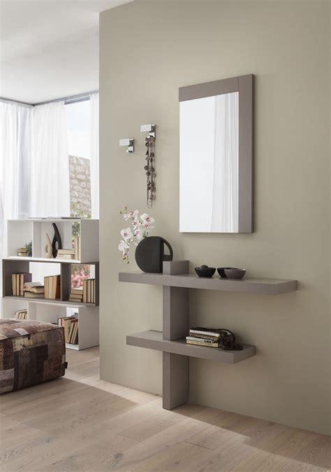 consolle da letto consolle mobile ingresso a terra e specchio design moderno