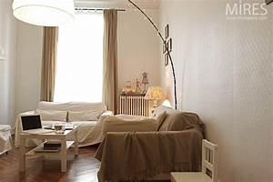 salon beige et blanc meilleures images d39inspiration With superior gris bleu peinture 5 fp bois