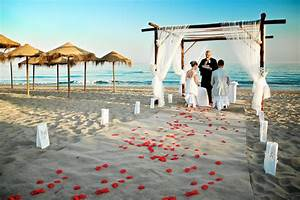 beach wedding ideas romantic decoration With honeymoon ideas in the us