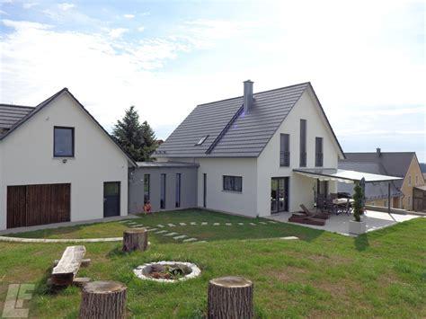 Einfamilienhaus Mit Doppelgarage  Luber & Freller Bau Gmbh