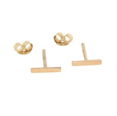 14k Solid Gold Tiny Bar Earrings, Small Line Studs, Stud. Ifitness Watches. Wali Watches. Present Watches. Hand Clock Watches. Tough Work Watches. Pinnacle Watches. Self Winding Watches. Deployment Watches
