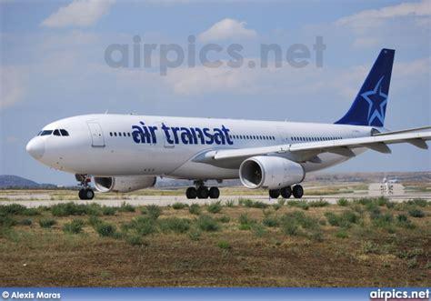 airbus a330 200 air transat airpics net c ggts airbus a330 200 air transat medium size