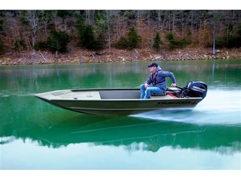 Tracker Boats Grizzly 1448 by New 2016 Tracker Boats Grizzly 1448 Mvx Jon Utility Boat