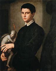Bronzino Portrait of a Young Man