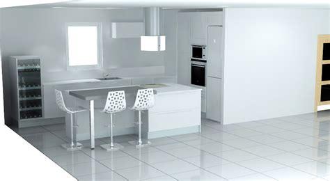 cuisine central montpellier cuisine avec ilot central plaque de cuisson gallery of