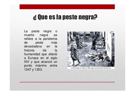 La Peste Resumen Corto by La Peste Negra