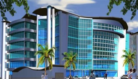 Centre d'affaires / IMAD HUSSEINI