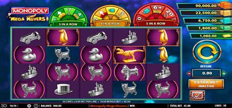 Monopoly Mega Movers Slot Machine Online ᐈ Wms Casino Slots