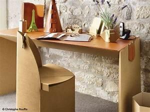 Meuble En Carton Design : pourquoi les meubles en carton cartonnent elle d coration ~ Melissatoandfro.com Idées de Décoration