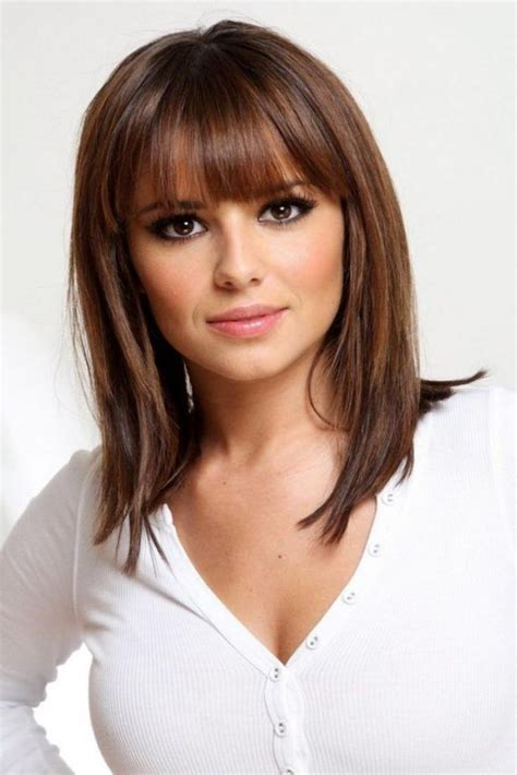 long hairstyles for women over 40 with bangs 2019 latest long hairstyles for women over 40 with bangs