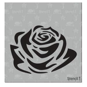 stencil tattoo rose small stencil sps  home
