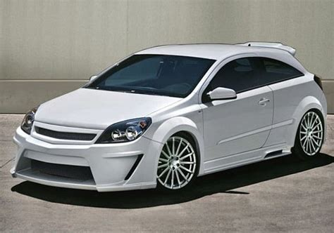 opel astra h tuning tuning opel astra h