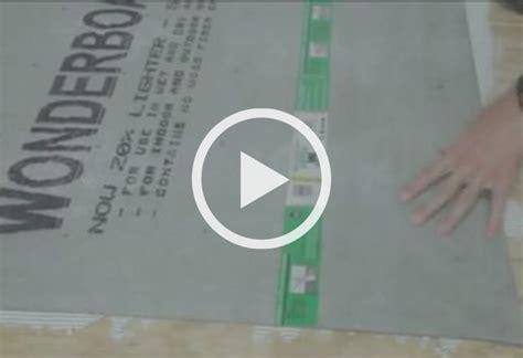 preparing your subfloor for ceramic and porcelain floor