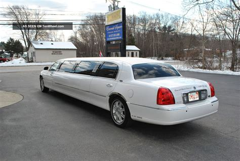 Town Car Limousine by 2008 Lincoln Town Car Royale Limousine