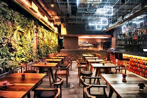 gastro cuisine open kitchen retail design