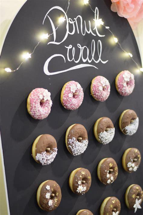 candybar ausleihen donutwall meten cupcake tisch