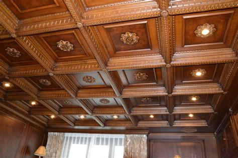 wooden ceiling luxor  turati boiseries similar