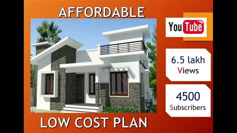 1500 sq ft home plans a typical kerala house low cost plan hd 1080p
