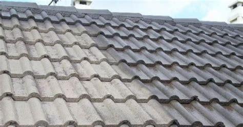 le toit avec tuiles en beton specificites avantages