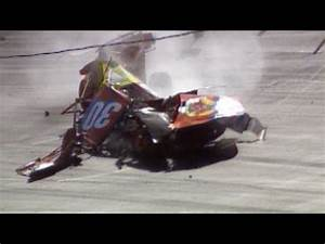 What was the worst crash ever in nascar history? | Yahoo ...