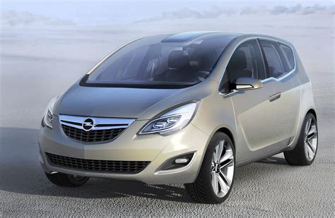 2008 Opel Meriva Concept Review Gallery Top Speed