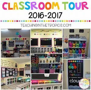 Teaching in the Tropics Classroom Tour 2016 2017