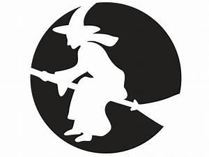 Kürbis Schnitzen Vorlage : auf einem besen fliegende hexe holzbasteln pinterest ~ Lizthompson.info Haus und Dekorationen