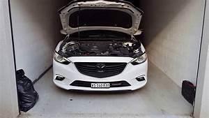 Mazda 6   Atenza 2014 Daytime Running Light