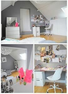 Idée Déco Chambre Ado : 17 best images about chambre ado fille on pinterest new york bedroom furniture and rooms ~ Preciouscoupons.com Idées de Décoration