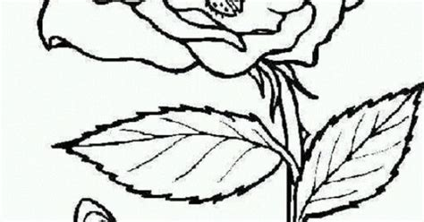 rose printable printable  fabric paint traceable