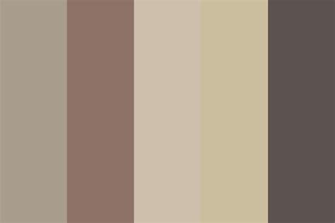 color dust dust and brick color palette