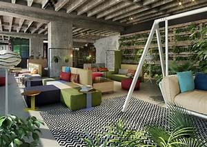 Bikini Berlin Hotel : best interior designers incredible interior design studio aisslingerbikini island 25hours hotel ~ Markanthonyermac.com Haus und Dekorationen