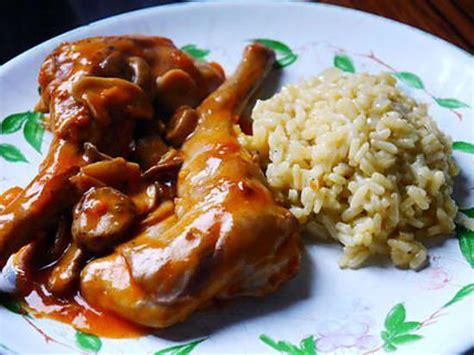 cuisiner un lapin en sauce recette de gigolettes de lapin à la sauce tomate et