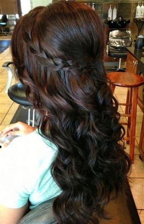 loose curls  medium length hairstyles hairstyle