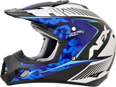 Afx Kids Fx-17 Comp Helmet For Dirt Bike Motocross Atv