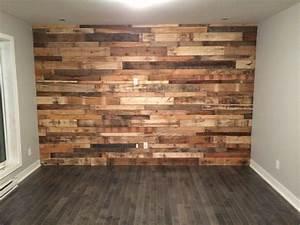 Planche De Bois Pour Mur Intérieur : latte en bois pour mur ~ Zukunftsfamilie.com Idées de Décoration