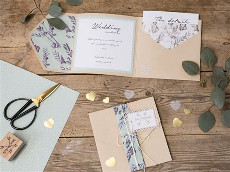 1001 + Ideen, Wie Sie Hochzeitseinladungen Selber Basteln