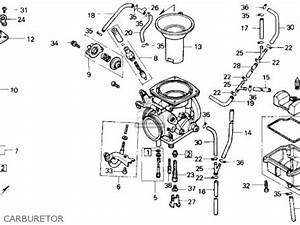 honda nx650 1988 usa parts list partsmanual partsfiche With diagram of honda motorcycle parts 1989 nx650 a cowl diagram