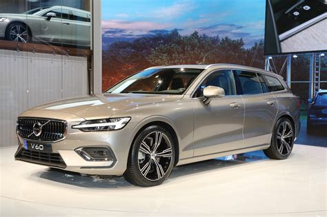 2019 Volvo V60 Joins The Geneva Auto Show Automobile