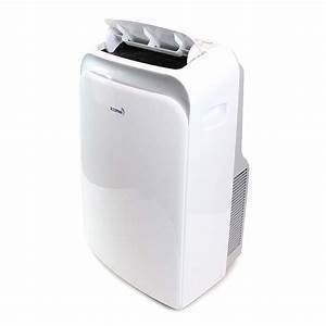 Impecca 12 000 Btu Portable Air Conditioner With Electronic