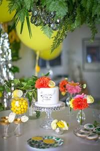 Kara, U0026, 39, S, Party, Ideas, U0026quot, Lemon, The, Good, Life, U0026quot, Birthday, Party
